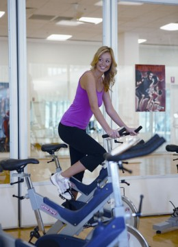 Ladies 3/4 Gym Pant