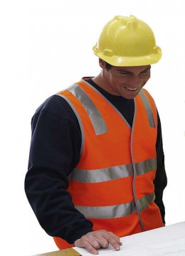 Hi Vis D & N Safety Vest