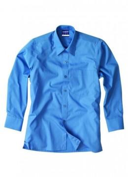 Boys Long Sleeve Basic Shirt