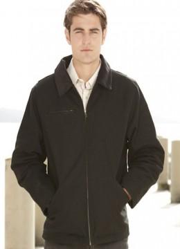Cotton Canvas Ranch Jacket